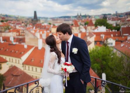 Вртбовские сады Прага
