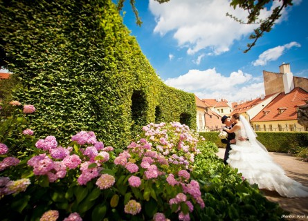 Либенский замок Прага
