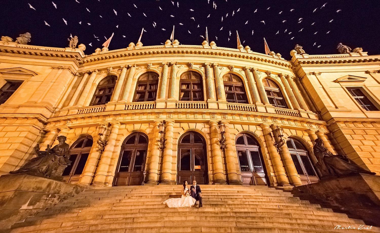 Свадебный фотограф в Праге | Свадебная фотосессия | Свадьба за границей