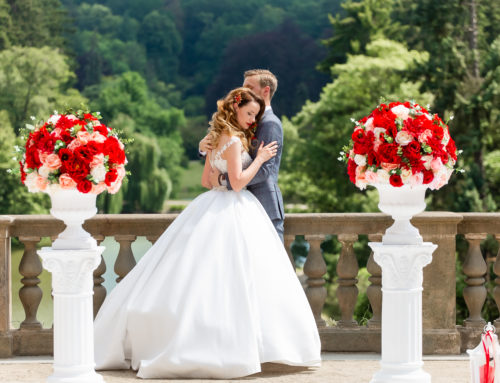 Wedding in Chateau Pruhonice