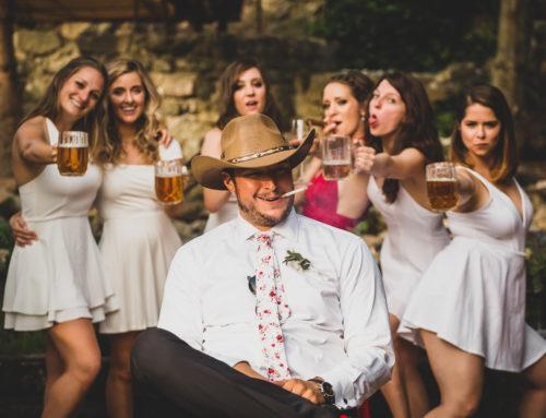 Cerny Kohout Wedding
