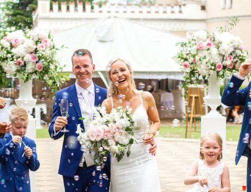 Свадьба в замке St. Havel