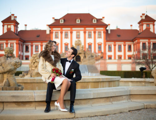 Troja Chateau Wedding